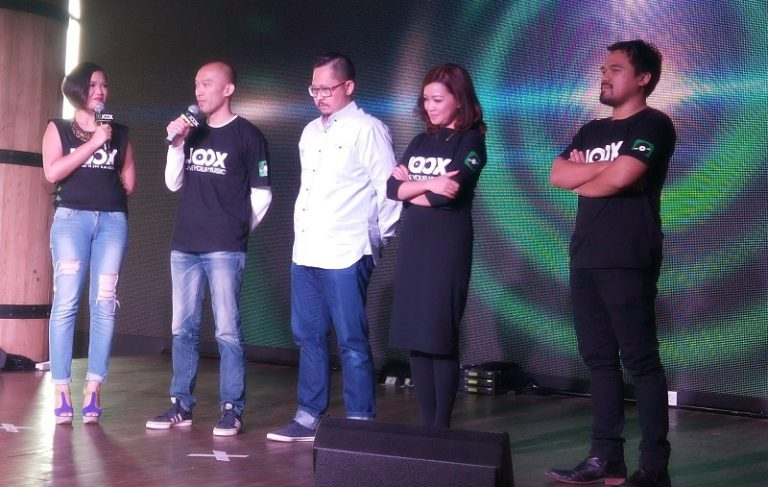 Legal! JOOX Gandeng Pelaku Industri Musik Berlisensi