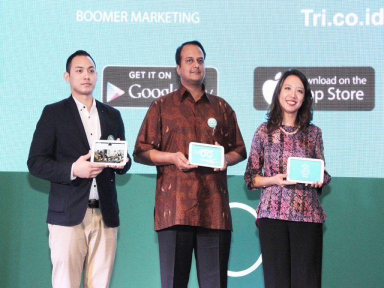 Gandeng Operator Tri, Boomer Marketing Hadirkan Aplikasi dan Layanan Gratis untuk Bantu UKM Pasarkan Produknya