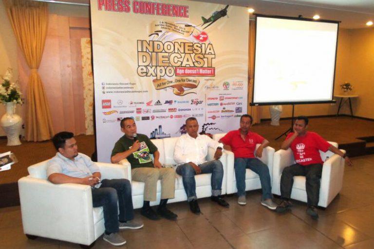 Untuk Kedua Kalinya, Indonesia Diecast Expo Akan Guncang Jakarta