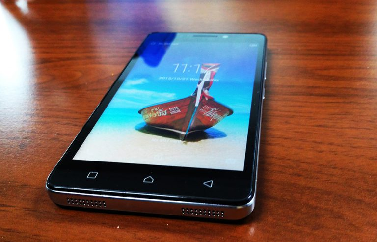Yuk, Intip Spesifikasi Smartphone Anyar Lenovo Vibe P1m