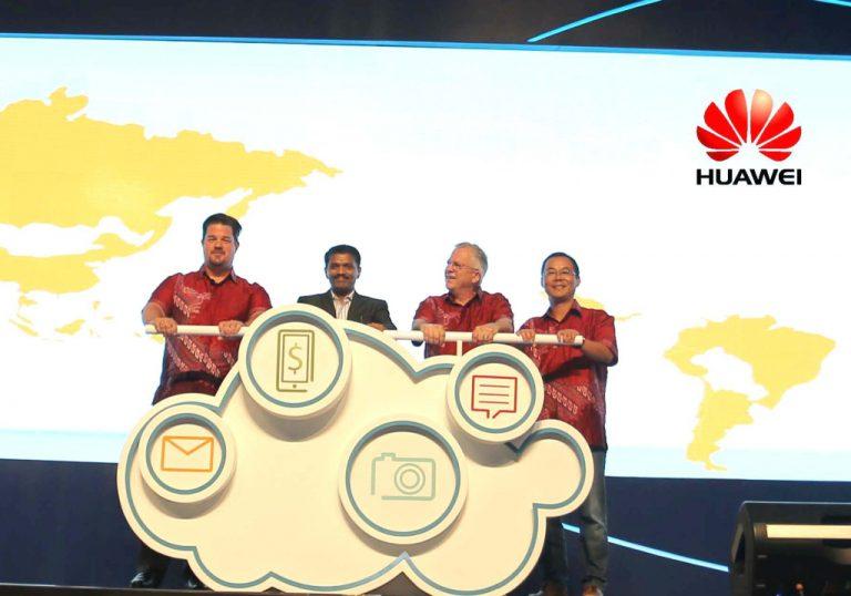 Huawei Gelar Digital inCloud untuk Fasilitasi Tripartit Ciptakan Produk dan Layanan Digital