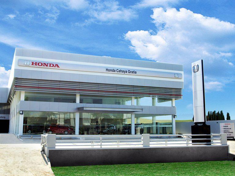 Hadir Pertama di Kendari, Inilah Dealer Resmi Ke-110 Honda di Indonesia