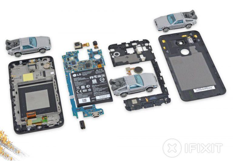 Bedah Smartphone iFixit Jelaskan Kenapa Nexus 5X Masih Mudah Direparasi