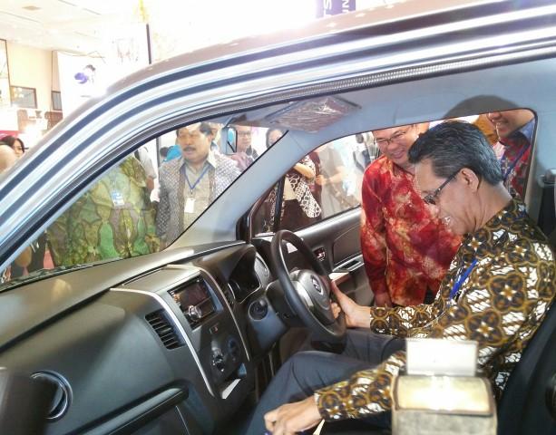 Jakarta Auto Show 2015 Dibuka: Pancing Masyarakat Beli Kendaraan Baru