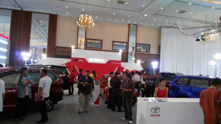 Di JAS 2015, Toyota Tawarkan Kemudahan Pembelian Kendaraan
