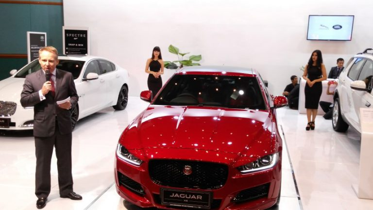 Jaguar XE Resmi Hadir di Indonesia