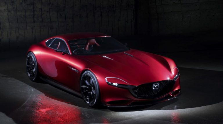 Mazda RX-Vision Muncul di Tokyo Motor Show 2015