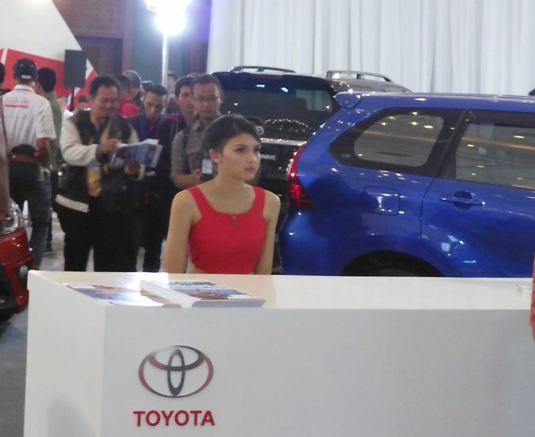 Di Booth Toyota, Kijang Innova Didiskon Rp 30 Juta
