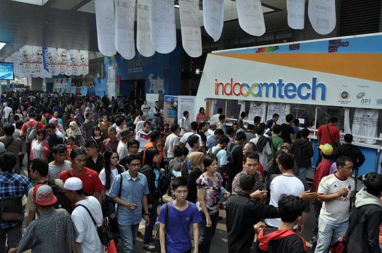 Lima Hari Digelar, Indocomtech 2015 Datangkan 205.302 Pengunjung