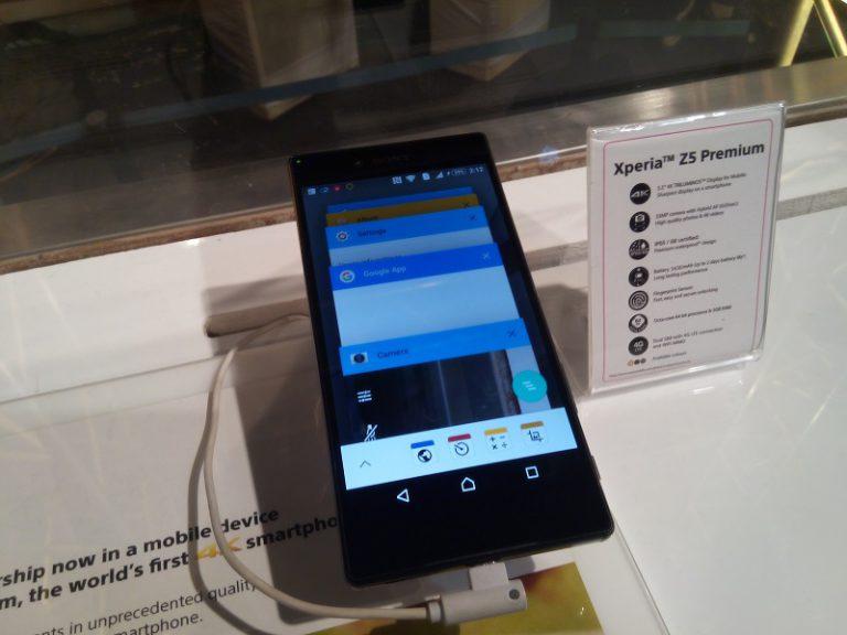 Dijual Seharga 12 Juta, Inilah Daya Tarik Xperia Z5 Premium