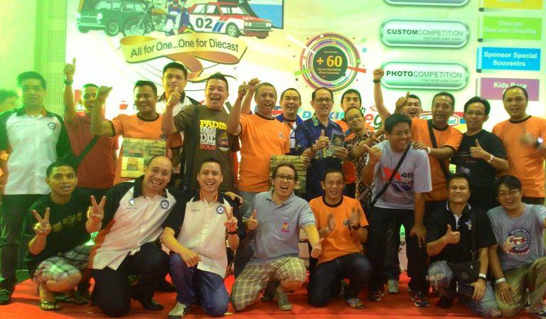 The 2nd Indonesia Diecast Expo 2015, Ajang Kumpul Diecaster Tanah Air