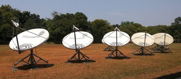 Terus Berinovasi, Lintasarta Terpilih Menjadi Tiga Besar Provider VSAT Internasional