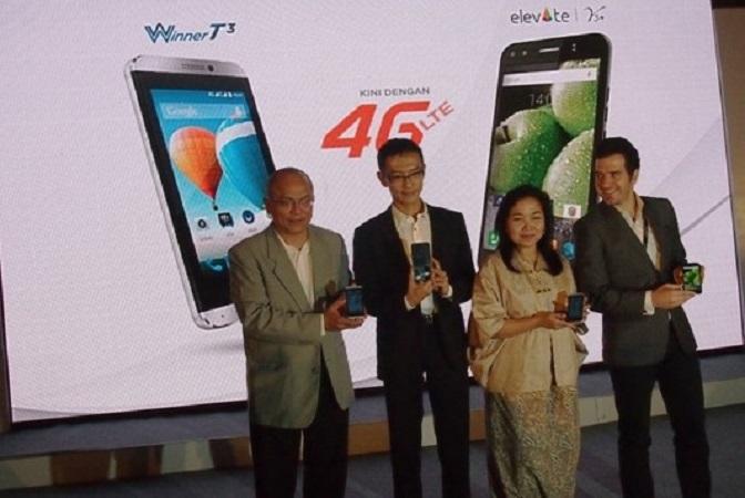 Inilah Spesifikasi dan Harga Dua Smartphone 4G Racikan Evercoss
