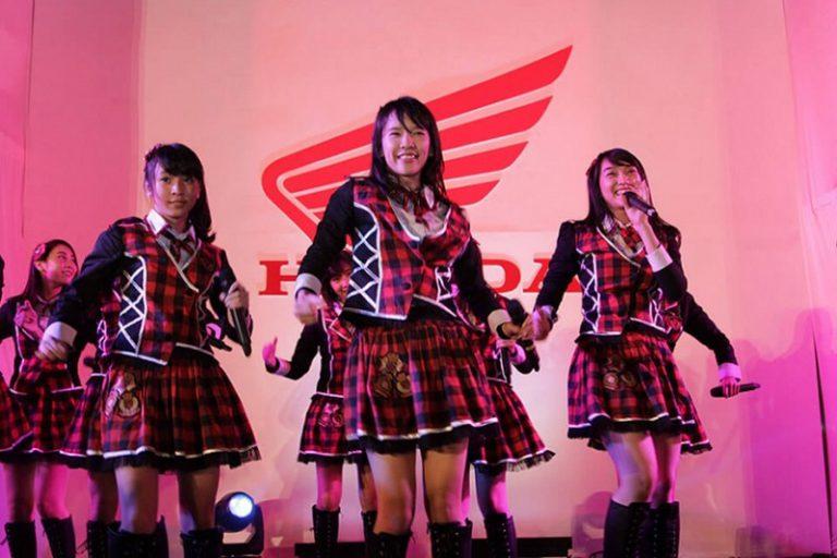 PT AHM Gelar All New BeAT eSP Skoolfest di Lima Kota Gandeng JKT48
