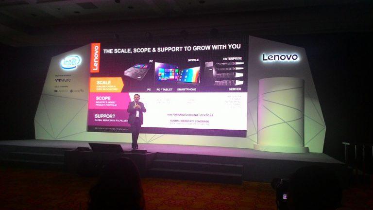 Enterprise Day 2015, Komitmen Lenovo Dukung Pelaku Bisnis di Indonesia
