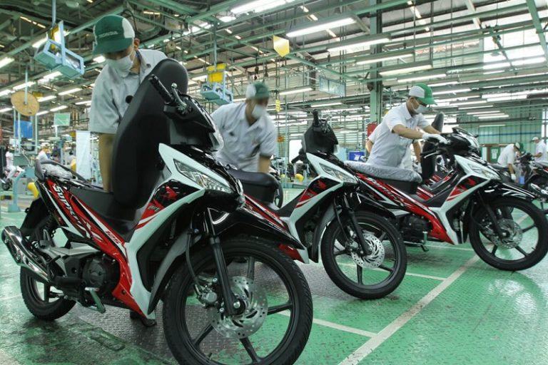 Tampil Baru, New Honda Supra X 125 FI dan Blade 125 FI Terlihat Lebih Segar