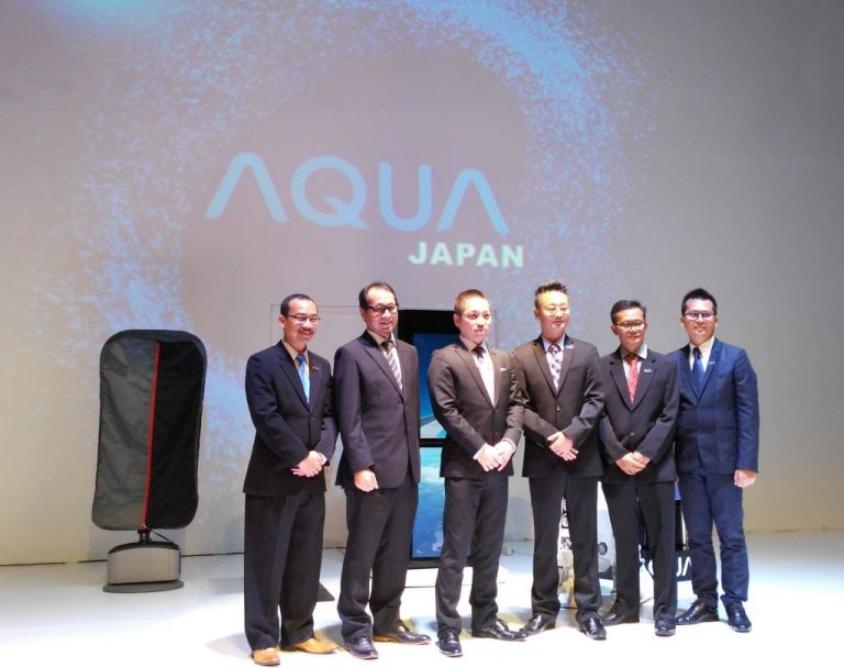 AQUA Japan Hadirkan Dua Kulkas Pintar dan Tiga Mesin Cuci Inovatif yang Unik di Indonesia