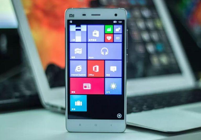 Windows 10 Mobile akan Tersedia untuk Semua Pengguna Xiaomi Mi 4