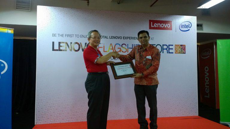 Lebih Dekat dengan Konsumen, Lenovo Resmikan Flagship Store Pertamanya