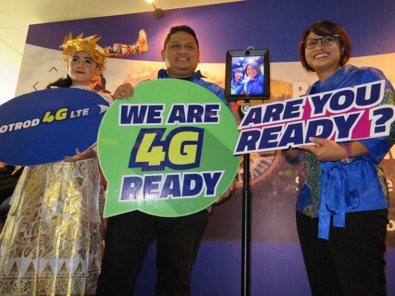 XL Terus Bidik Banyak Kota di Indonesia untuk Gelar Layanan 4G LTE