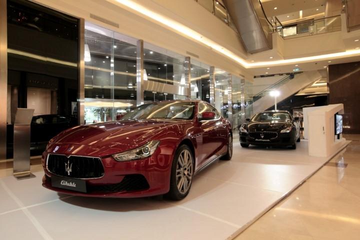 Manjakan Calon Konsumen, Maserati Gelar Maserati Eleganza Hingga Akhir Tahun