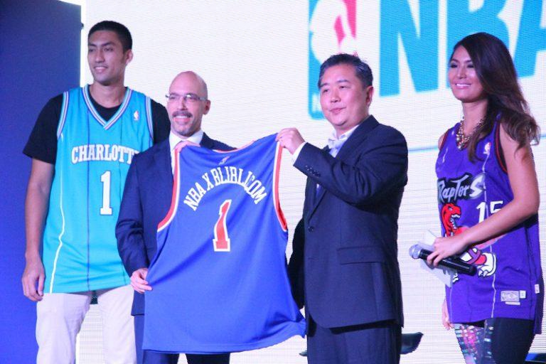 Manjakan Penggemar NBA di Tanah Air, Blibli.com Luncurkan Toko Online NBAStore