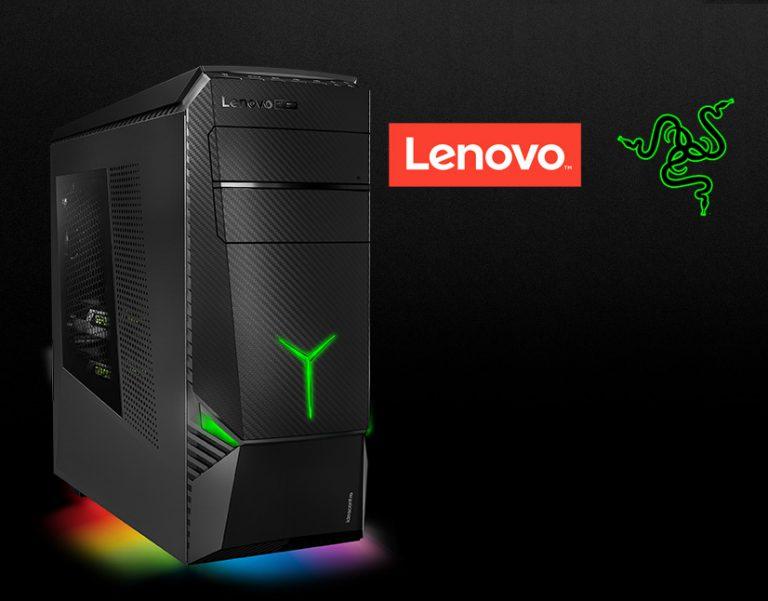 Angkat Perangkat Gaming, Lenovo Bermitra dengan Razer