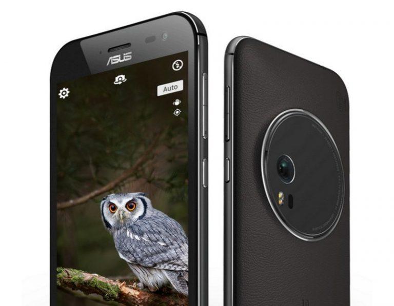 ZenFone Zoom: Smartphone Kamera ASUS Akhirnya Mulai Dipasarkan!