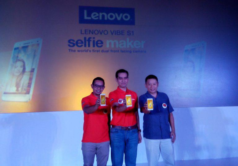 Lenovo VIBE S1 Hadir di Indonesia dengan Harga Rp 3.999.000