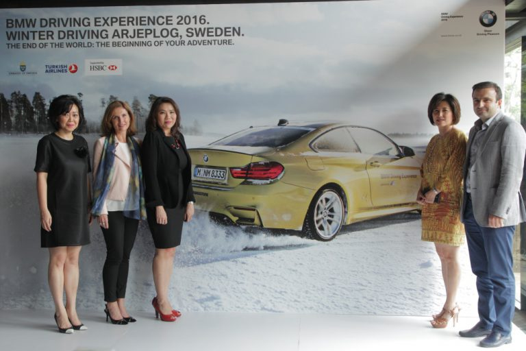 BMW Driving Experience 2016: Buktikan Ketangguhan Mobil BMW di Berbagai Medan dan Musim!