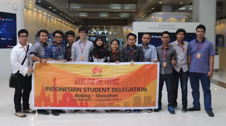 Cara Huawei Ciptakan Mahasiswa Indonesia Berkualitas di Bidang TIK