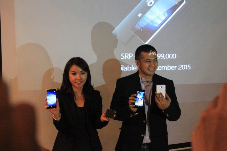 Microsoft Lumia 950 Resmi Hadir di Indonesia