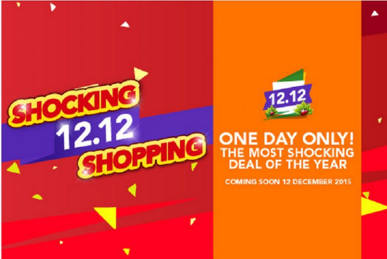 "Kejutan dari Blibli.com di ""Shocking Shopping 12/12"""