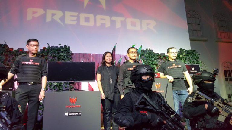 Acer Predator Terbaru Siap Manjakan Gamers di Indonesia