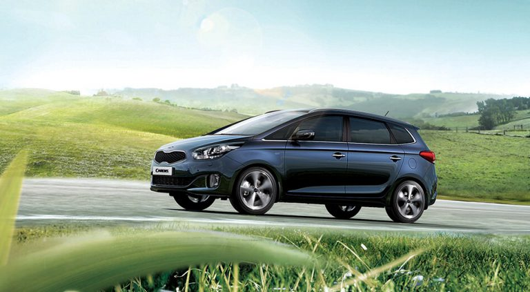 Kia All New Carens Terpilih Menjadi The Best Medium MPV 2015