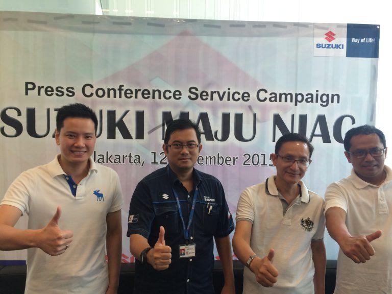 Suzuki Indomobil Tambah Dealer Baru untuk Pelanggan di Jakarta Utara