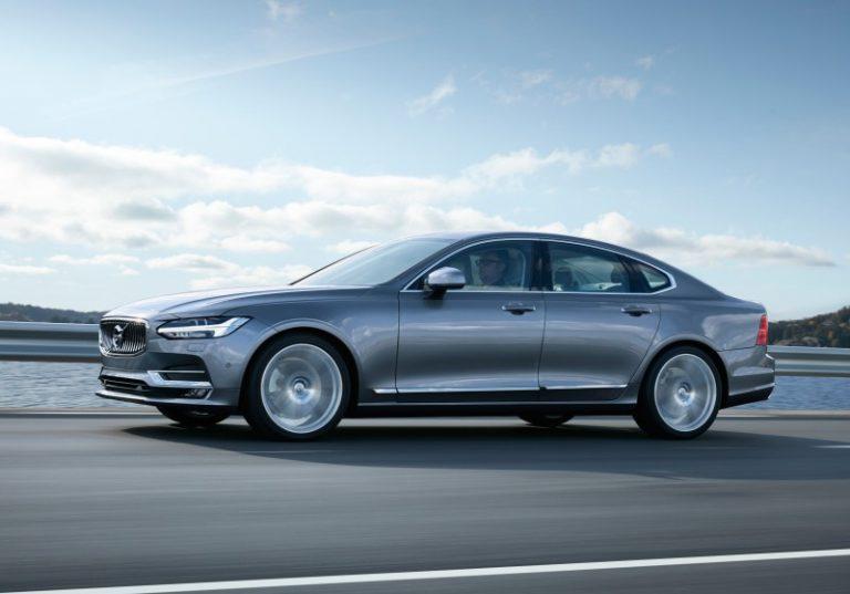 Ini Penampakan Sedan S90, Mobil Full-Size Mewah Besutan Volvo