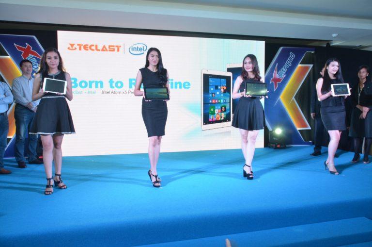 Dahului Xiaomi Mi Pad 2, Teclast Hadirkan Tablet Atom x5 'Cherry Trail' Pertama di Indonesia