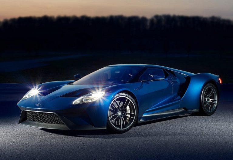 Kaca Mobil Gorilla Glass akan Digunakan Pertama Kali pada Supercar Ford GT