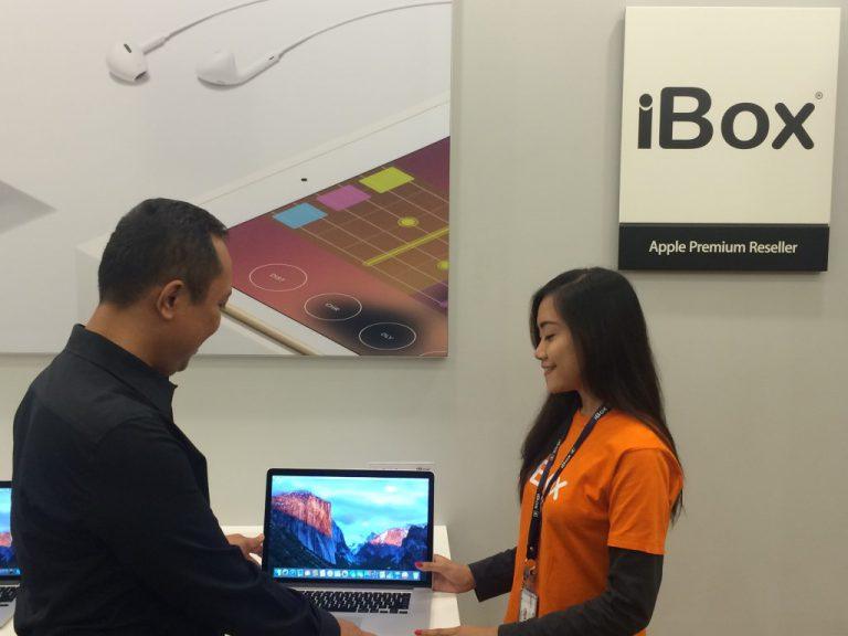 iBox Flagship Store Kedua Hadir di Mal Kota Kasablanka