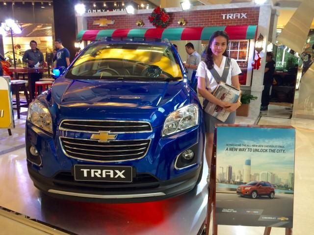 Chevrolet Gelar Trax Unlock the City, Kompetisi Menjelajah Tempat Unik di Jakarta