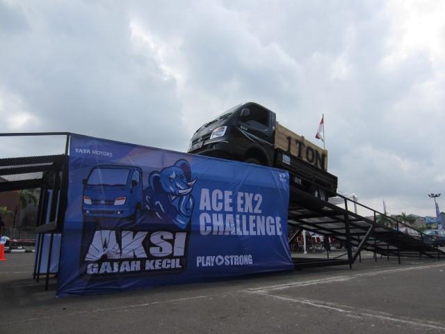 Dengan Mesin Diesel 700 CC Tata ACE EX2 Lebih Hemat Biaya