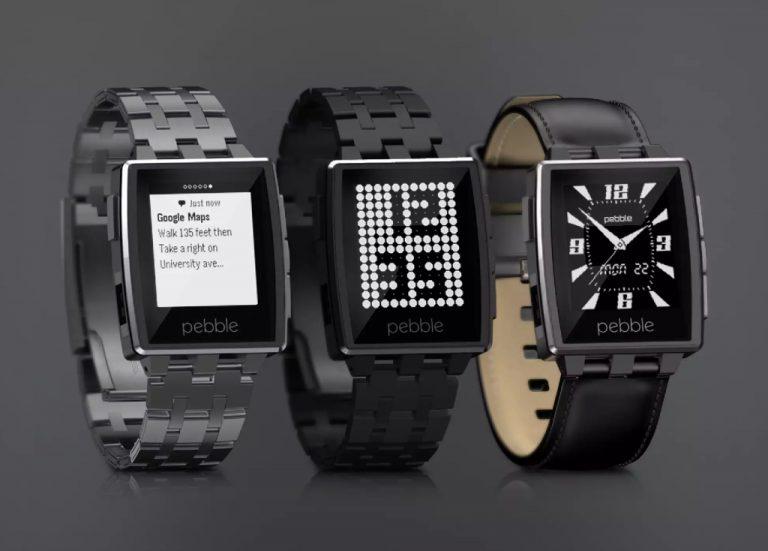 Timeline UI Sudah Tersedia untuk Smartwatch Pebble Classic dan Pebble Steel
