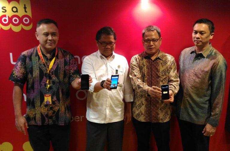 Advan Rilis Smartphone 4G LTE Kedua Dijual Sepaket dengan Perdana Indosat Ooredoo