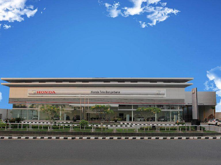 Perluas Jaringan, Honda Buka Dealer 3S Terbaru di Kalimantan Selatan