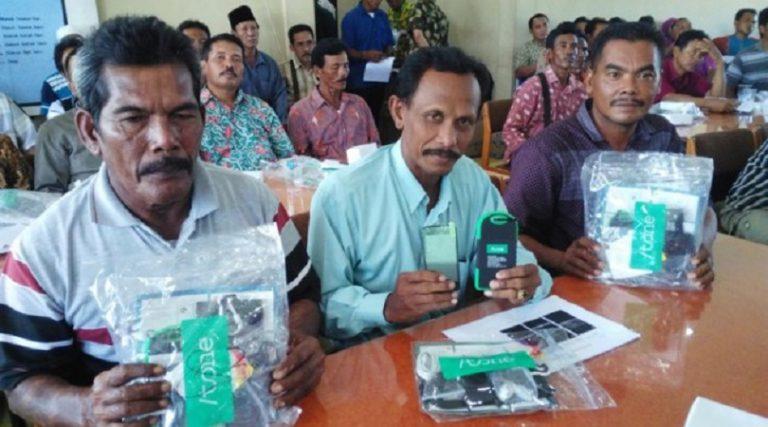 Setelah Lombok dan Bali, XL Perkenalkan mFish untuk Nelayan di Madura