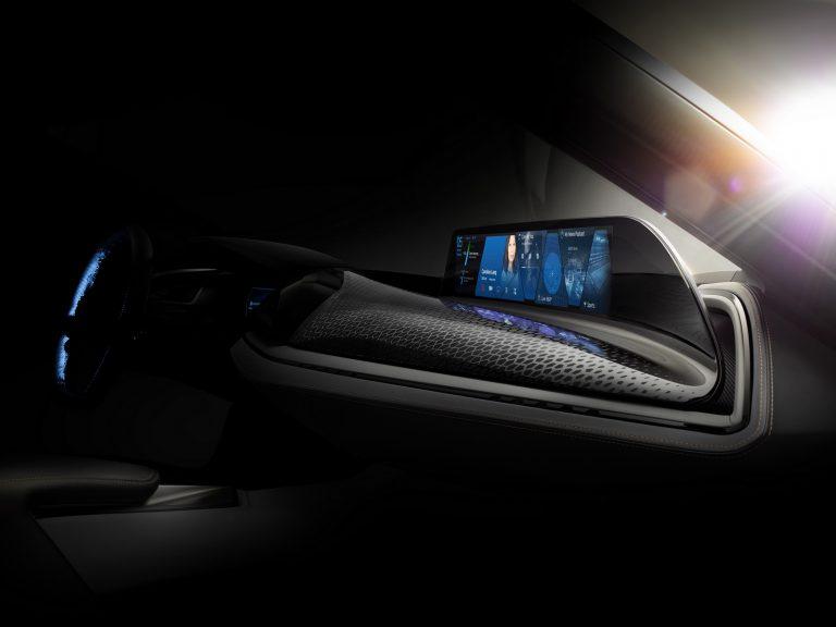 BMW akan Perkenalkan Konsep AirTouch di CES 2016