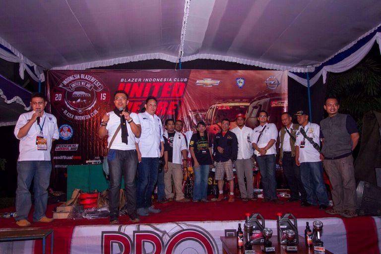 Rayakan HUT ke-14, Blazer Indonesia Club Gelar Berbagai Acara di Salatiga