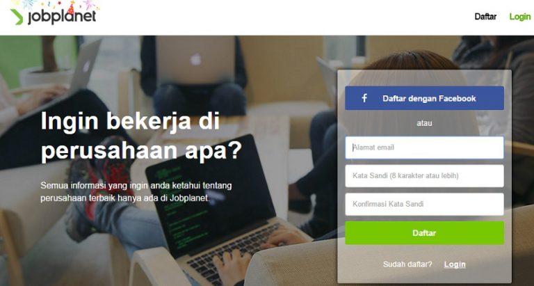 Jobplanet, Online Platform Sajikan Informasi Dunia Kerja