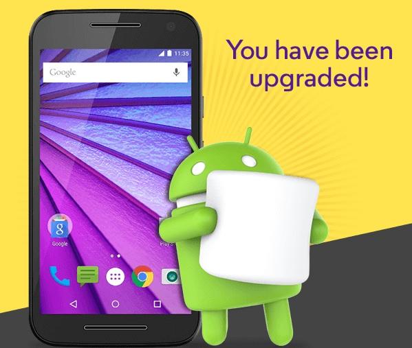 Tahun Baru, Moto G Akan Dapat Android Marshmallow